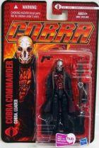 G.I.JOE 2010 - #1006 Cobra Commander (Cobra Leader)