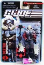 G.I.JOE 2010 - #1012 Destro (Weapons Supplier)