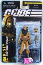 G.I.JOE 2010 - #1014 Dusty (Desert Combat Specialist)