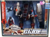 G.I.JOE 2010 - Cobra Deviant Mobile Mech Suit with Cyber Viper