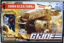 G.I.JOE 2010 - Cobra H.I.S.S. Tank v.5 with Cobra H.I.S.S. Tank Driver