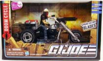 G.I.JOE 2010 - Dreadnok Doom Cycle with Storm Rider