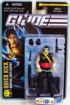 G.I.JOE 2010 - Exclusive - Quick Kick (Martial Arts Expert)