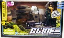 G.I.JOE 2010 - Ghost Hawk with Tomahawk