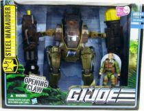 G.I.JOE 2010 - Steel Marauder with Kickstart