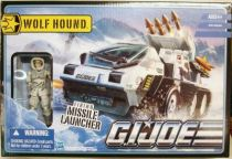 G.I.JOE 2010 - Wolf Hound with White Out