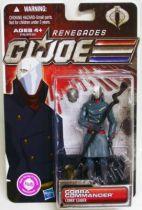 G.I.JOE 2011 - 30 Years series - Cobra Commander \\\'\\\'Renegades\\\'\\\' (Cobra Leader)