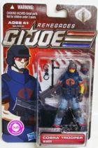 G.I.JOE 2011 - 30 Years series - Cobra Trooper \'\'Renegades\'\' (Infantry)