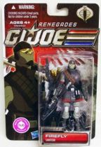 G.I.JOE 2011 - 30 Years series - Firefly \\\'\\\'Renegades\\\'\\\' (Saboteur)