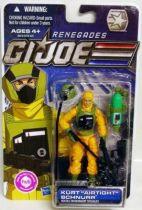 G.I.JOE 2011 - 30 Years Series - Kurt \'\'Airtight\'\' Schnurr \'\'Renegades\'\' (Hostile Environment Specialist)