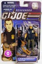 G.I.JOE 2011 - 30 Years series - Law & Order \'\'Renegades\'\' (Police K-9 Unit)