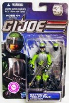 G.I.JOE 2011 - 30 Years Series - Seymour \'\'Sci-Fi\'\' Fine (Elite Combat Trooper)