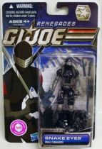 G.I.JOE 2011 - 30 Years series - Snake Eyes \\\'\\\'Renegades\\\'\\\' (Ninja Commando)