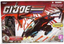 G.I.JOE 2011 - Black Dragon VTOL avec Cobra Air Trooper