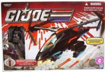 G.I.JOE 2011 - Black Dragon VTOL with Cobra Air Trooper