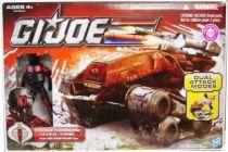 G.I.JOE 2011 - Cobra Crimson H.I.S.S. Tank with Cobra Crimson Horseman