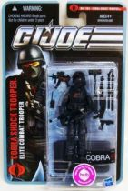 G.I.JOE 2011 - n°1103 Cobra Shock Trooper (Elite Combat Trooper)