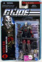G.I.JOE 2011 - n°1107 Destro (Weapons Supplier)