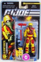 G.I.JOE 2011 - n°1109 Blowtorch (Flamethrower)