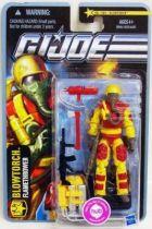 G.I.JOE 2011 - n°1109 Blowtorch (Flamethrower)