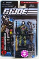G.I.JOE 2011 - n°1114 Jungle B.A.T. (Cobra Android Trooper)