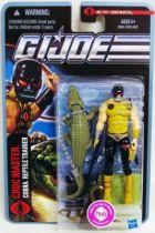 G.I.JOE 2011 - n°1117 Croc Master (Cobra Reptile Trainer)