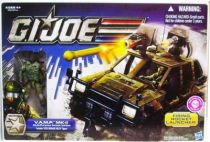 G.I.JOE 2011 - V.A.M.P. MK-II with Steel Brigade Delta