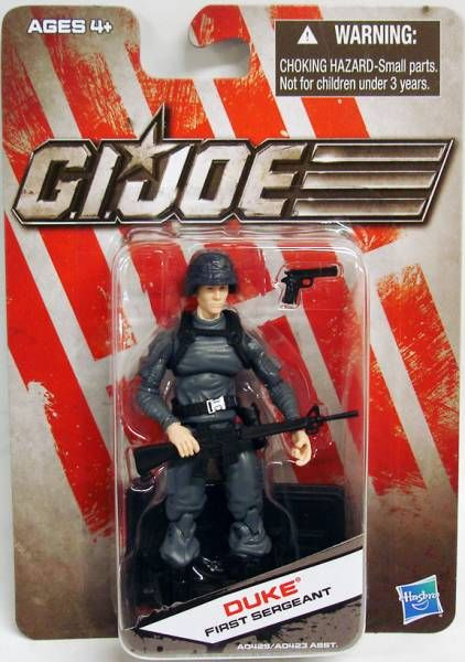 G.I.JOE 2013 - Duke (First Sergeant)