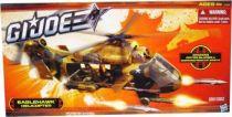 G.I.JOE 2013 - Eaglehawk Helicopter avec Lift-Ticket