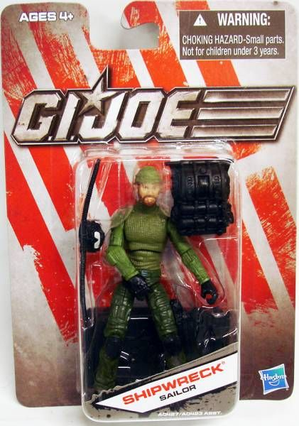 G.I.JOE 2013 - Shipwreck (Sailor)