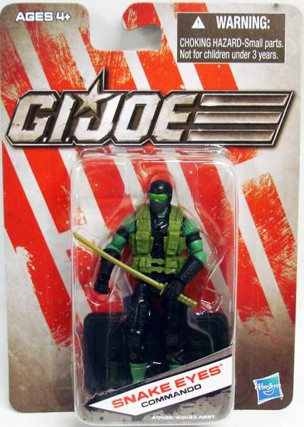 G.I.JOE 2013 - Snake Eyes (Commando)