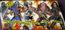 G.I.JOE ARAH 25th Anniversary - 2007 - Battle Pack - Cobra Team