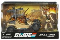 G.I.JOE ARAH 25th Anniversary - 2008 - A.W.E. Striker & Leatherneck