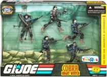 G.I.JOE ARAH 25th Anniversary - 2008 - Battle Pack - Cobra Night Watch