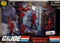 G.I.JOE ARAH 25th Anniversary - 2008 - Battle Pack - Crimson Guard