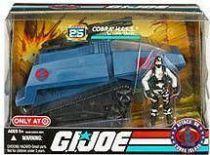 G.I.JOE ARAH 25th Anniversary - 2008 - Cobra H.I.S.S. & Cobra Driver