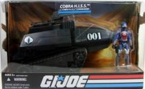 G.I.JOE ARAH 25th Anniversary - 2008 - Cobra H.I.S.S. & H.I.S.S. Commander