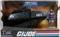 G.I.JOE ARAH 25th Anniversary - 2008 - Cobra H.I.S.S. & H.I.S.S. Commander