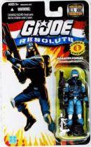 G.I.JOE ARAH 25th Anniversary - 2008 - Cobra Trooper (G.I.Joe Resolute)