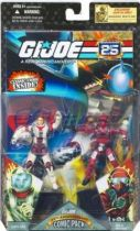 G.I.JOE ARAH 25th Anniversary - 2008 - Comic Pack - Ace & Wild Weasel : \\\'\\\'Counting Coup!\\\'\\\'