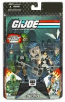G.I.JOE ARAH 25th Anniversary - 2008 - Comic Pack - Beachhead & Dataframe : \\\'\\\'The dark beaneath the silence\\\'\\\'