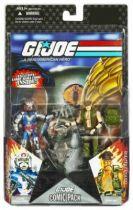 G.I.JOE ARAH 25th Anniversary - 2008 - Comic Pack - Cobra Commander & Gung-Ho : \\\'\\\'Maneuvering for position\\\'\\\'