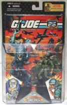 G.I.JOE ARAH 25th Anniversary - 2008 - Comic Pack - Destro & Breaker : \\\'\\\'Destro Attacks\\\'\\\'