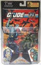 G.I.JOE ARAH 25th Anniversary - 2008 - Comic Pack - Destro & Breaker : \\\'\\\'Destro Attacks\\\'\\\'
