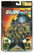 G.I.JOE ARAH 25th Anniversary - 2008 - Comic Pack - Duke & Red Star : \\\'\\\'Oblivion Express\\\'\\\'