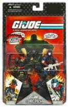 G.I.JOE ARAH 25th Anniversary - 2008 - Comic Pack - Iron Grenadier & Cobra Viper : \'\'Not fade away!\'\'