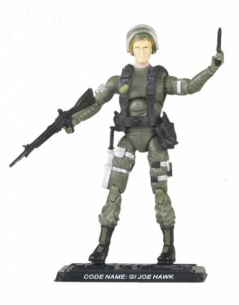 G.I.JOE ARAH 25th Anniversary - 2008 - Comic Pack - Scarlett & Hawk : \'\'Operation : Lady Doomsday\'\'