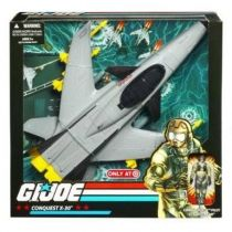 G.I.JOE ARAH 25th Anniversary - 2008 - Conquest X-30 & Slip Stream