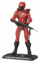 G.I.JOE ARAH 25th Anniversary - 2008 - Crimson Guard