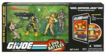 G.I.JOE ARAH 25th Anniversary - 2008 - DVD Pack - \\\'\\\'Arise Serpentor, Arise!\\\'\\\'